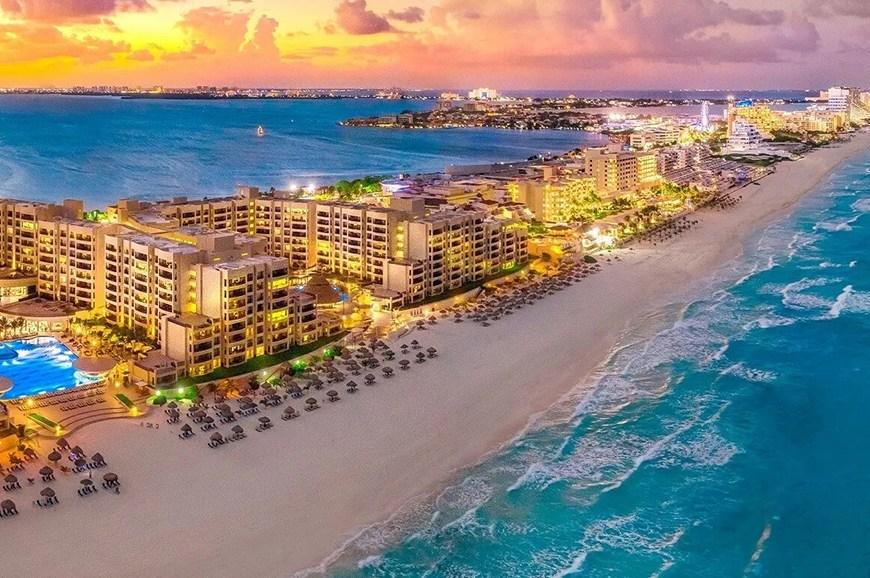 Cancún - É um sonho estar aqui!